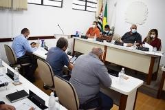 15ª e 16ª Sessões Ordinárias (08 e 20 de setembro de 2021)