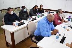 8ª e 9ª Sessões Extraordinárias (25 e 27 de outubro de 2021)