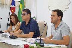 Audiência Pública - Discussão do Projeto de Lei que Estabelece as Diretrizes Orçamentárias para o exercício de 2020 (13 de maio de 2019)