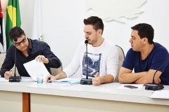 Audiência Pública para discussão do Projeto de Lei que altera o PPA 2018 - 2021 (30 de julho de 2018)