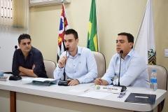 Audiência Pública para discussão do Projeto de Lei que estabelece as Diretrizes Orçamentárias para 2019 (16 de maio de 2018)