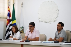 Audiência Pública para discussão do Projeto de Lei que Estima Receita e fixa Despesa para o Município de Guararema, exercício 2020 (30 de setembro de 2019)