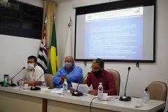 Audiência Pública - Projeto de Lei  PPA (2022-2025) e Alteração da LDO 2022