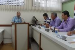 Cerimônia de Posse de Suplentes à Câmara de Vereadores (04 de outubro de 2013)