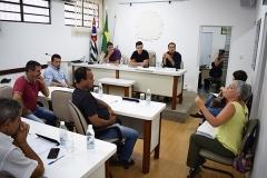 Reunião com a AMPARA - Guararema (04 de fevereiro de 2019)