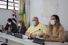 Reunião dos vereadores com representantes da EDP (28 de abril de 2021)