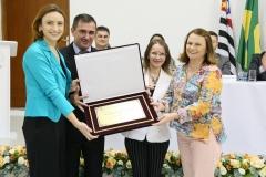 Sessão Solene em Comemoração ao 119º Aniversário da Emancipação Político-Administrativa de Guararema (20 de setembro de 2018)