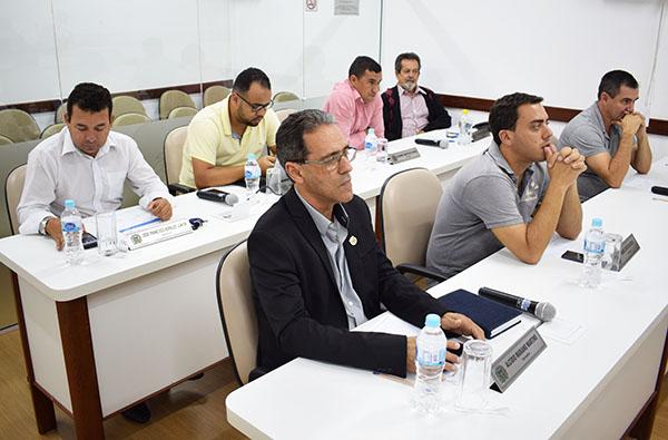 You are currently viewing Requerimento de Congratulações e Aplausos ao Deputado André do Prado é aprovado por unanimidade