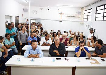 Câmara Municipal acompanha de perto a ação da EDP em Guararema