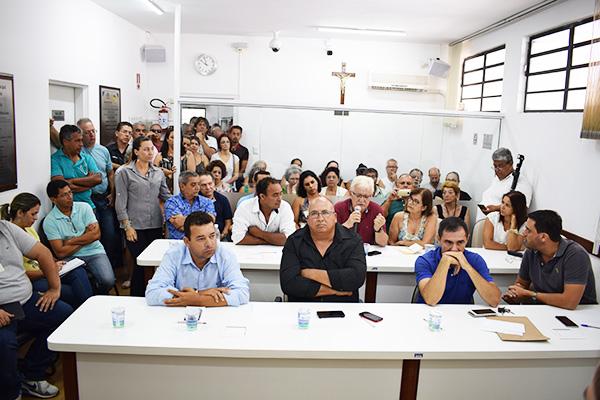 You are currently viewing Câmara Municipal acompanha de perto a ação da EDP em Guararema