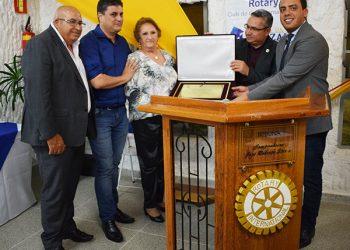 Câmara Municipal faz homenagem à Cleide Usier Hernandes