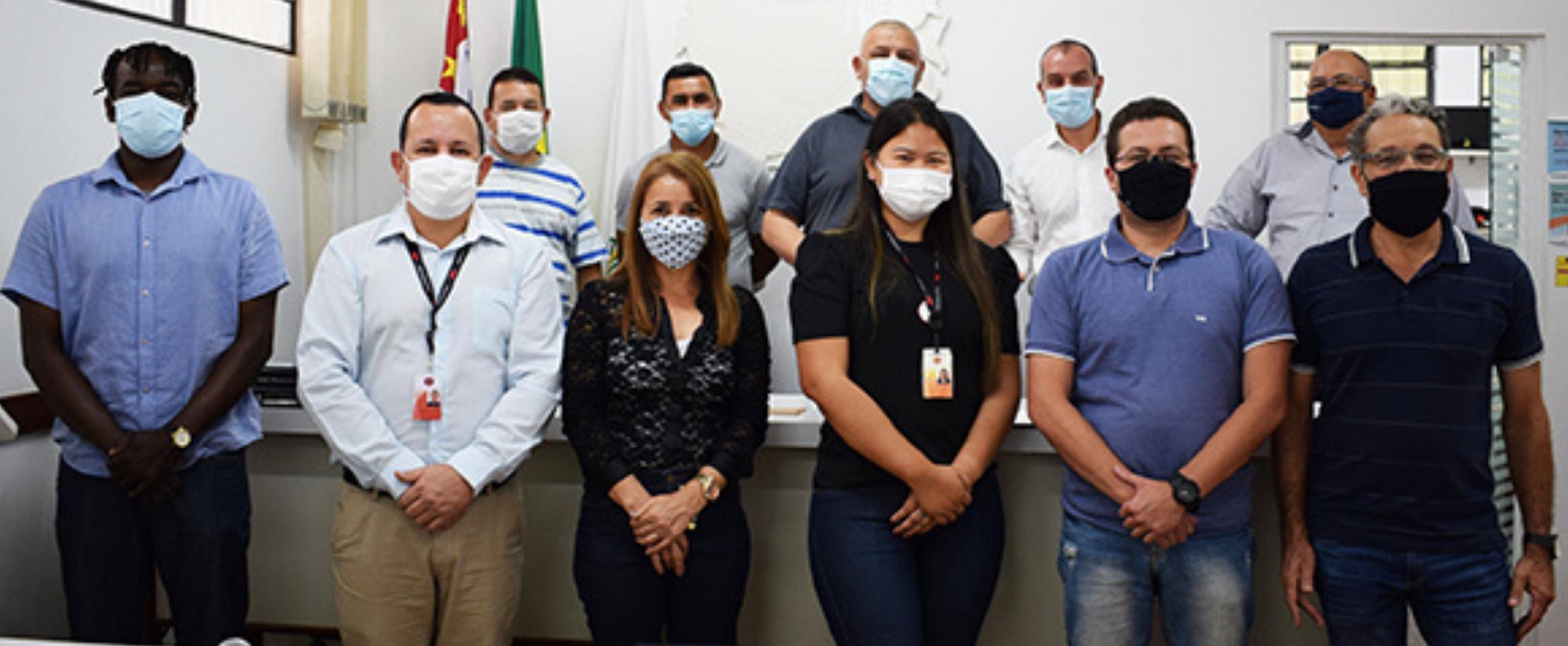 Read more about the article Vereadores recebem a EDP para balanço de ações desenvolvidas em Guararema