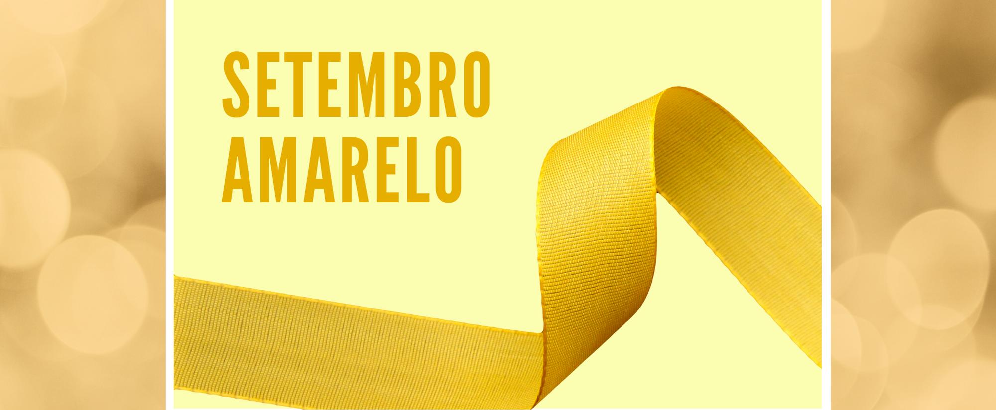 Read more about the article Projeto de Lei institui a Campanha Setembro Amarelo